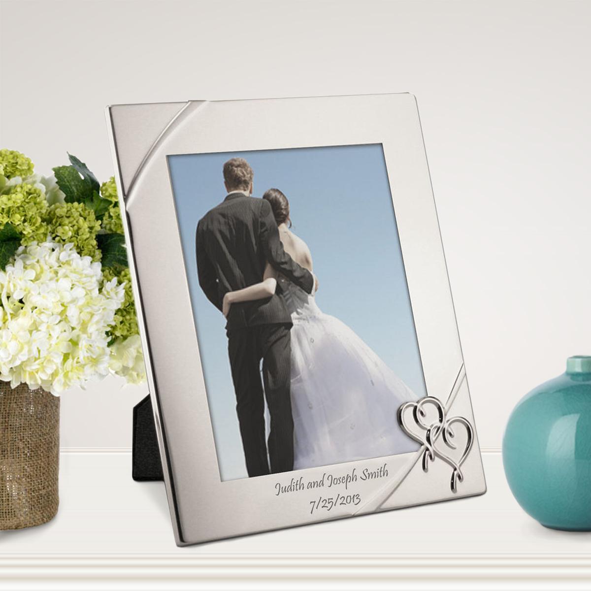 Personalized 10th Anniversary Gifts | 8x10 Picture Frame