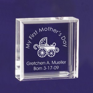 Tiny Treasures First Mothers Day Keepsake