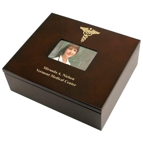 Personalized Doctors Keepsake box