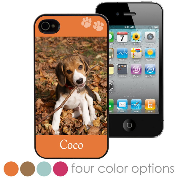 Personalized iPhone 4 and 4s case