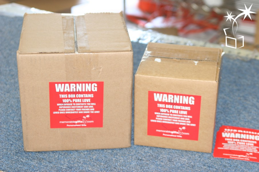 Package Warning Label