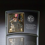 Army Glass 5x7 Photo Frame