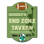 Personalized Football Sign for him
