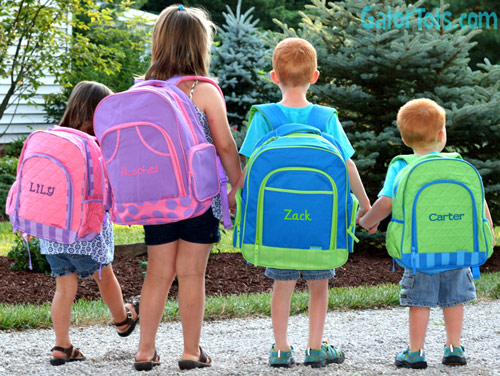 """There is nothing more important in the world than the safety of our children. We decided not to sell personalized school supplies, even though they have become very popular recently and many retailers have been aggressively marketing them."""