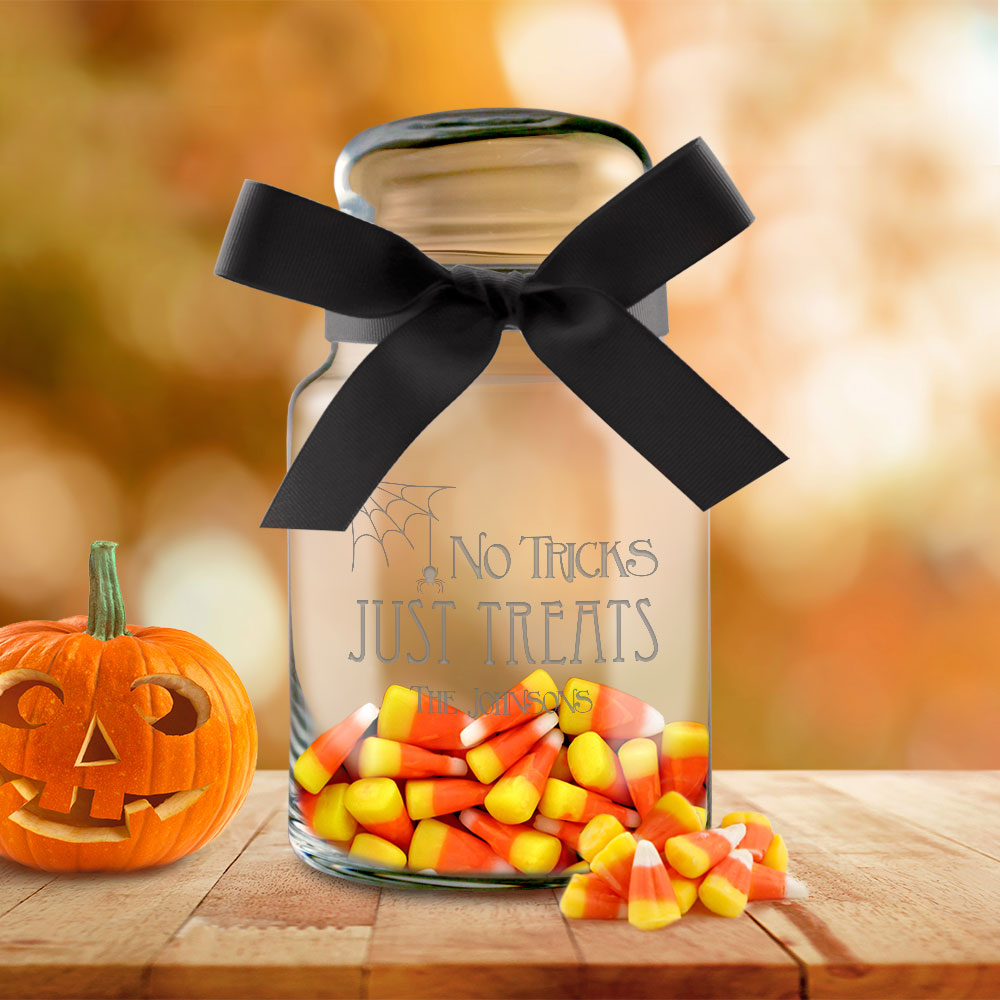 No-Tricks-Just-Treats-Personalized-Candy-Jar