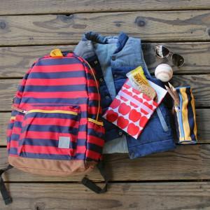 backpack prep