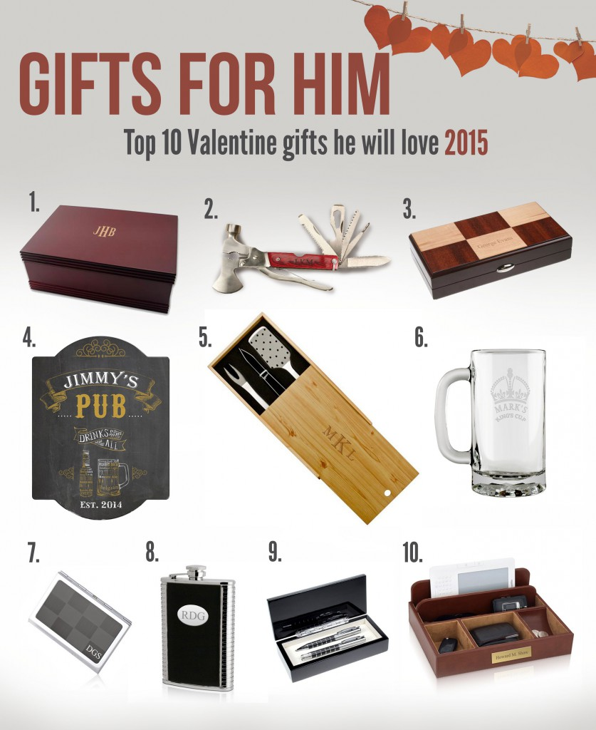 Top Valentines Day Gifts For Him