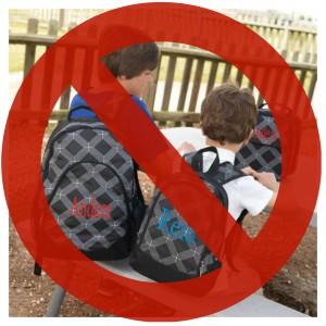 no backpacks2