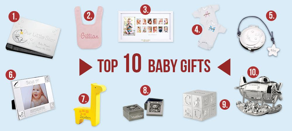 Top 10 Baby Gifts 2015