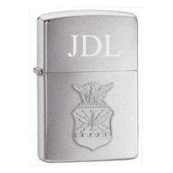 Air Force Emblem Zippo Lighter