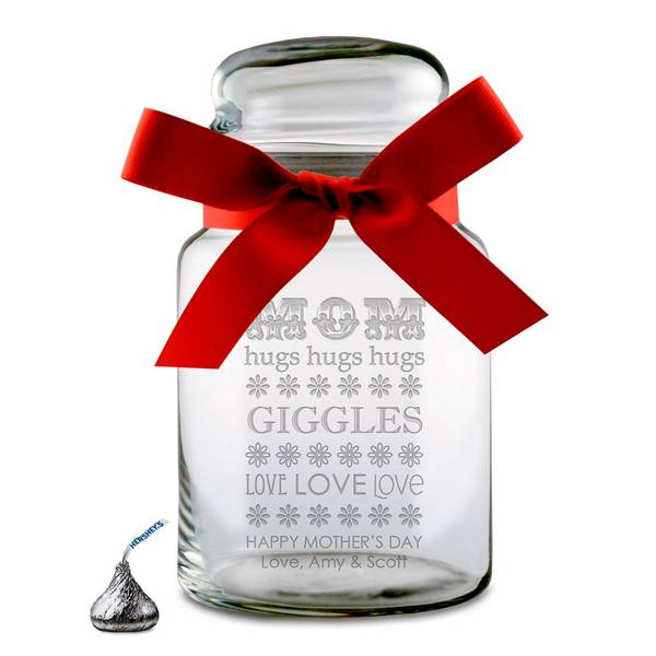 Candy Jar for Mom