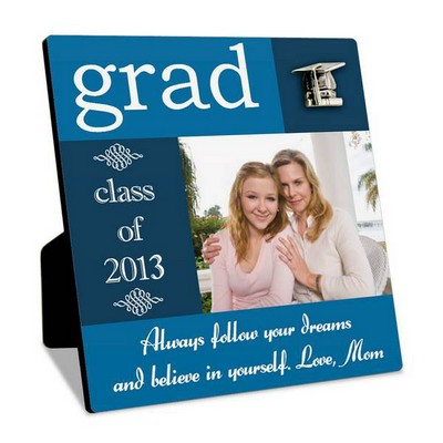 Personalized Graduation Photo Plaque