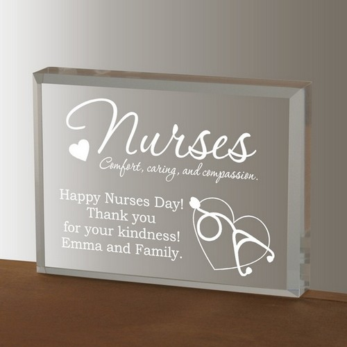 Nurses Acrylic Keepsake
