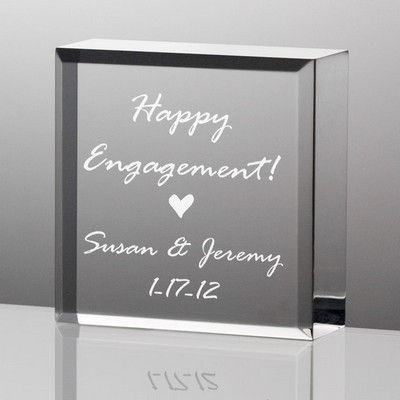 Tiny Treasures Happy Engagement Keepsake