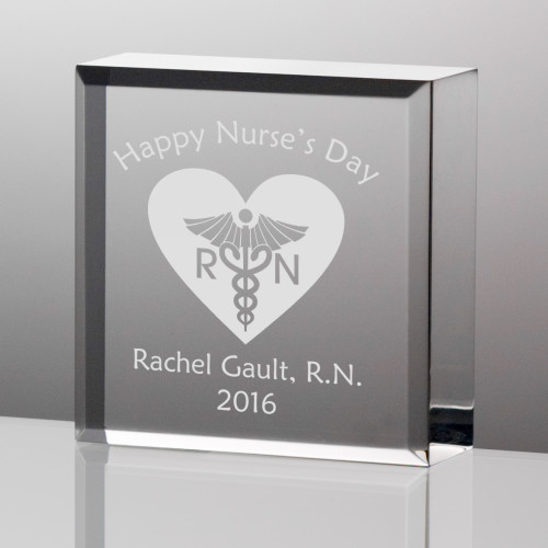 Tiny Treasures Nurses Day Keepsake
