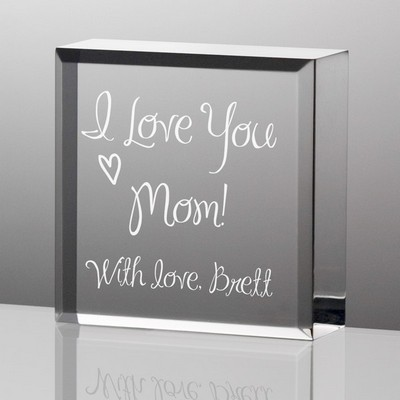 Tiny Treasures I Love You Mom Keepsake