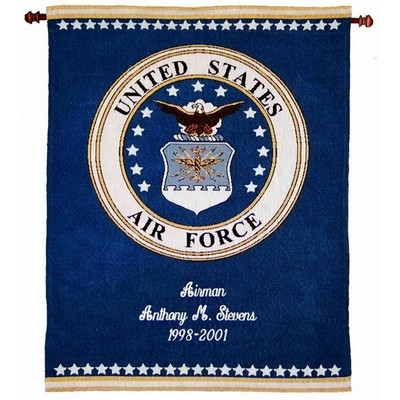 Air Force Wall Tapestry Wall Hanging