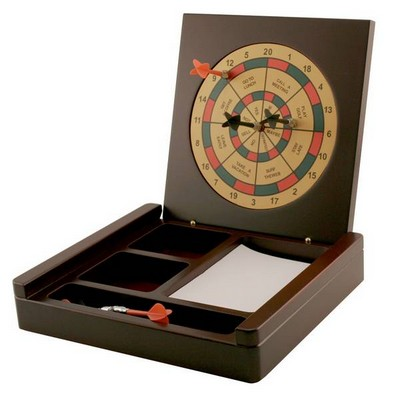 Personalized Desktop Dart Board Stationery Box