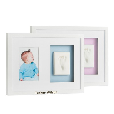 Babyprints Wall Personalized Frame