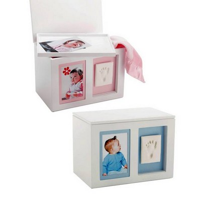 Personalized Baby Baptism Keepsake Memory Box