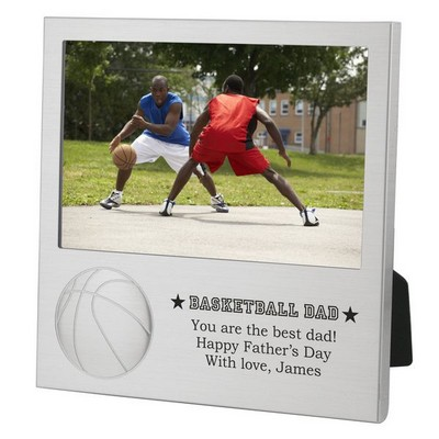 Basketball Dad Picture Frame