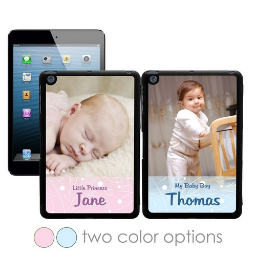 Beautiful Baby Personalized iPad Mini Case