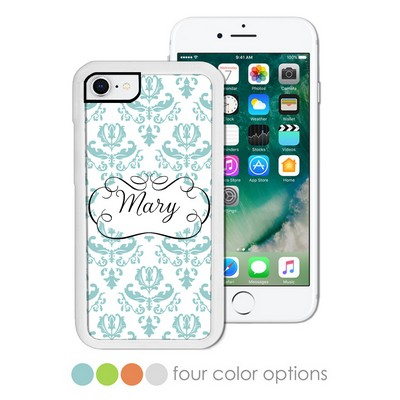 Beautiful Brocade Personalized iPhone Case