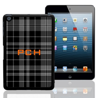 Black and Grey Personalized iPad Mini Case