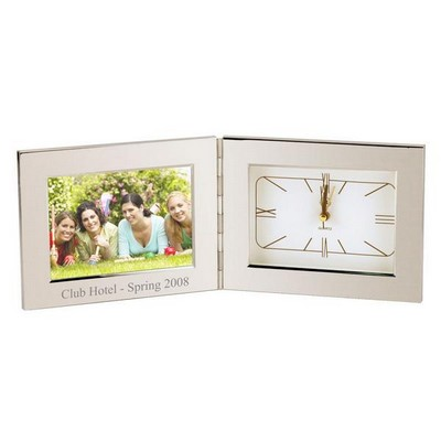 Alarm Clock Photo Frame