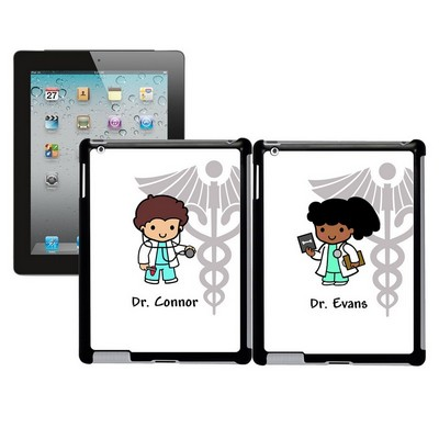 Custom Doctor Character iPad Case