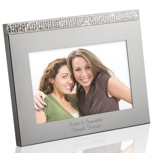 Custom Sparkle 4x6 Picture Frame
