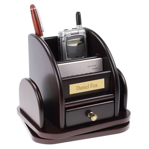 Deluxe Desktop Organizer Caddy