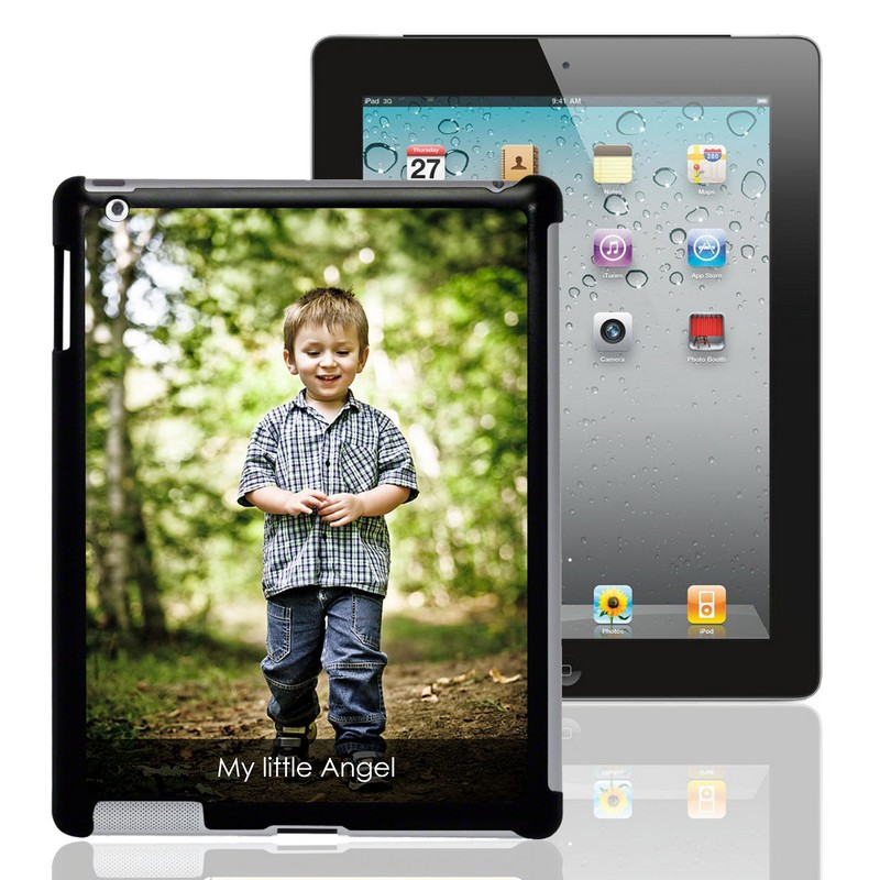 newest 8e167 0f942 Design Your Own Personalized Photo iPad Case