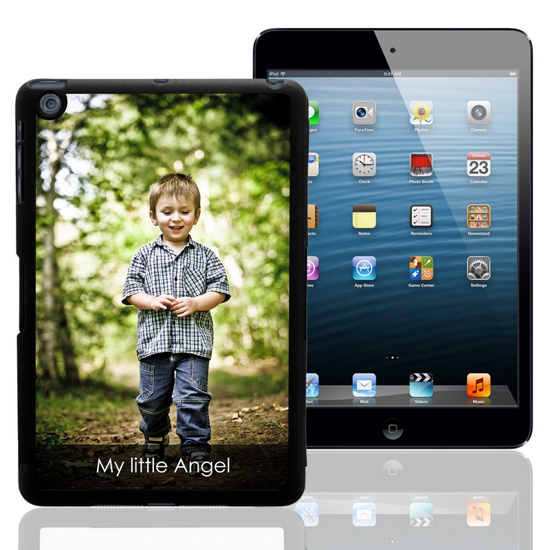 innovative design bd2a6 afe94 Design Your Own Personalized Photo iPad Mini Case