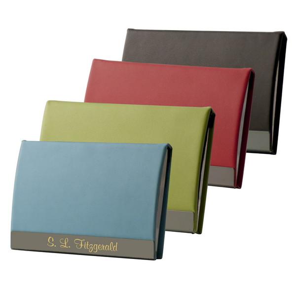 Designer Pocket Business Card Case