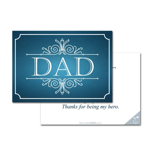Heartfelt Father's Day Card