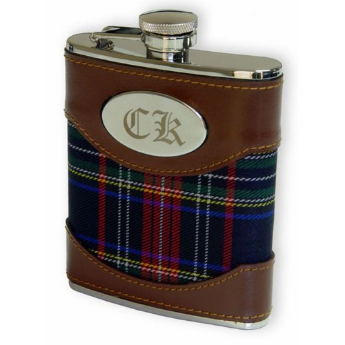 Scottish Stainless Steel Flask