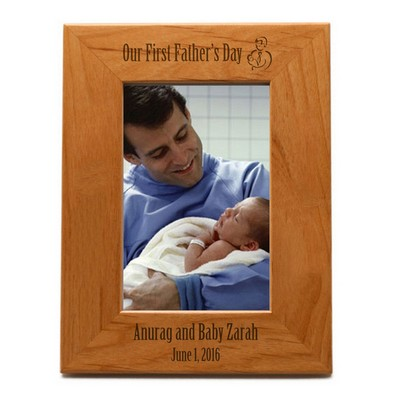 First Fathers Day Picture Frame