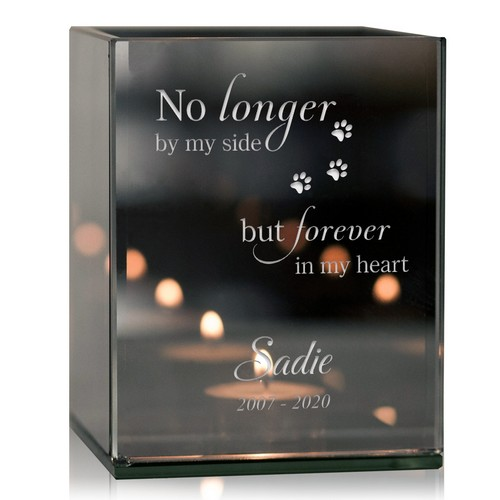Forever in my Heart Pet Memorial Candle Holder