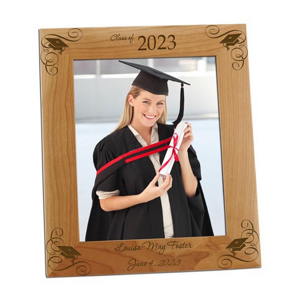 Graduation Portrait 8x10 Photo Frame