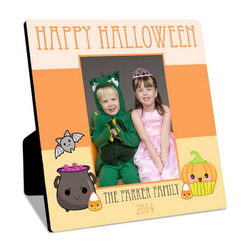 Happy Halloween Custom Photo Panel