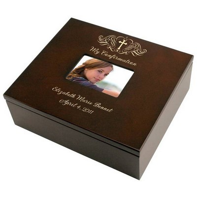 Holy Cross Confirmation Keepsake Box