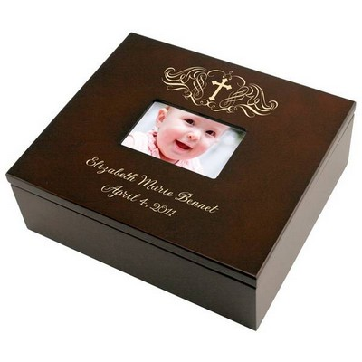 Holy Cross Keepsake Box