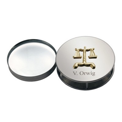 Personalized Legal Scales Magnifier