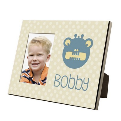 Little Boys Personalized Monster Picture Frame