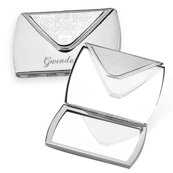Envelope Shape Purse Mirror