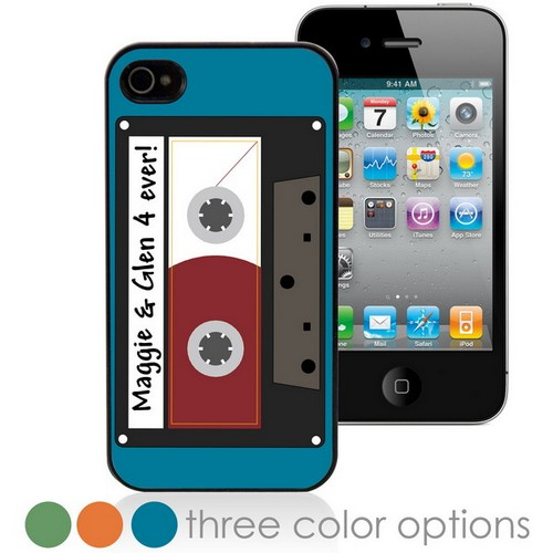 Mixed Tape Personalized iPhone Case