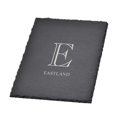 Engraved Slate Cheese Board with Special Monogramming