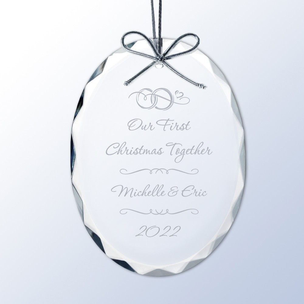 25th Anniversary Christmas Ornament