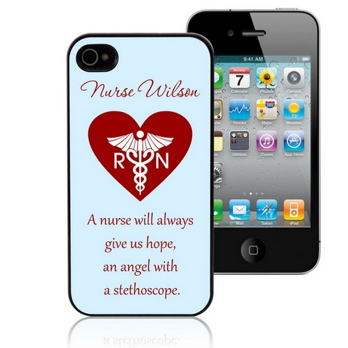 Nurses Personalized iPhone Case